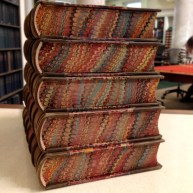 book bindings image