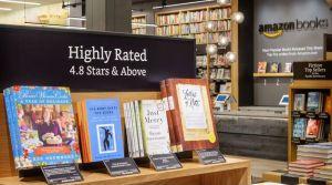 Amazon book display