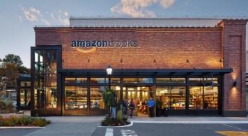 Amazon bookstore[7]