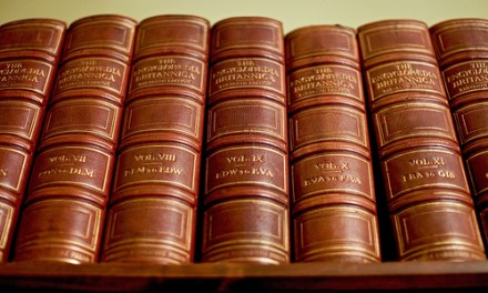ATG Book of the Week: Everything Explained That Is Explainable: On the Creation of the Encyclopaedia Britannica's Celebrated Eleventh Edition, 1910-1911