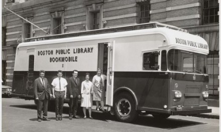 ATG Quirkies: The Golden Age of Bookmobiles