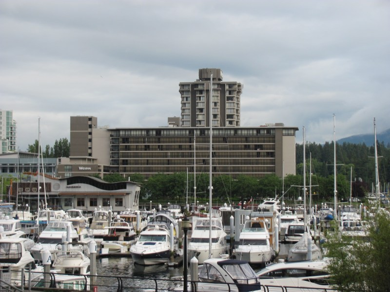 The Westin Bayshore Hotel, Venue for the 2016 SSP Conference