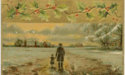 ATG Quirkies: Vintage Christmas Cards from the New York Public Library
