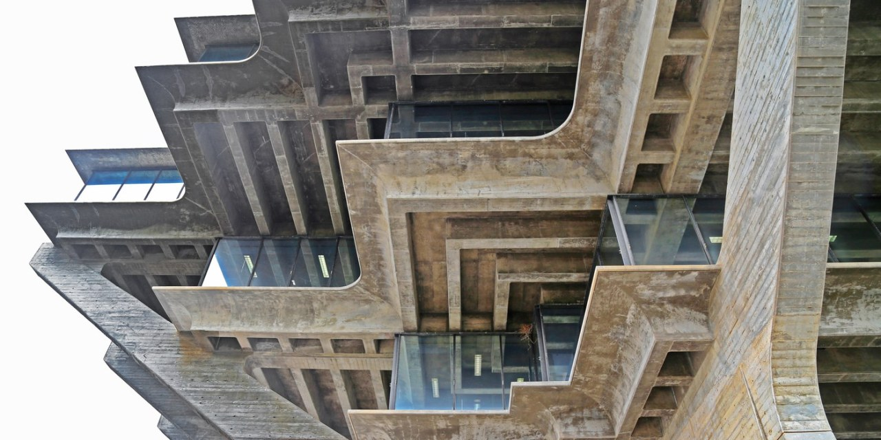ATG Quirkies: Learning to Love Brutalism, a Common Style on Many University Campuses