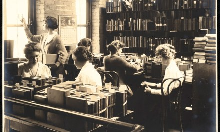 ATG Quirkies: When being a librarian was dangerous