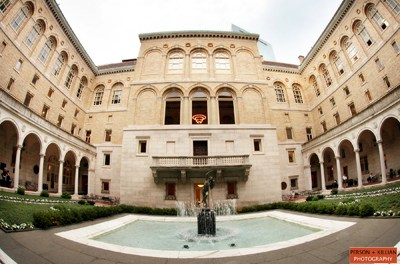 ATG Quirkies: It's Almost June: Wedding Bells Chime in the Boston Public Library