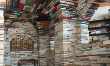 ATG Quirkies: Another Thing You Can Do With Books
