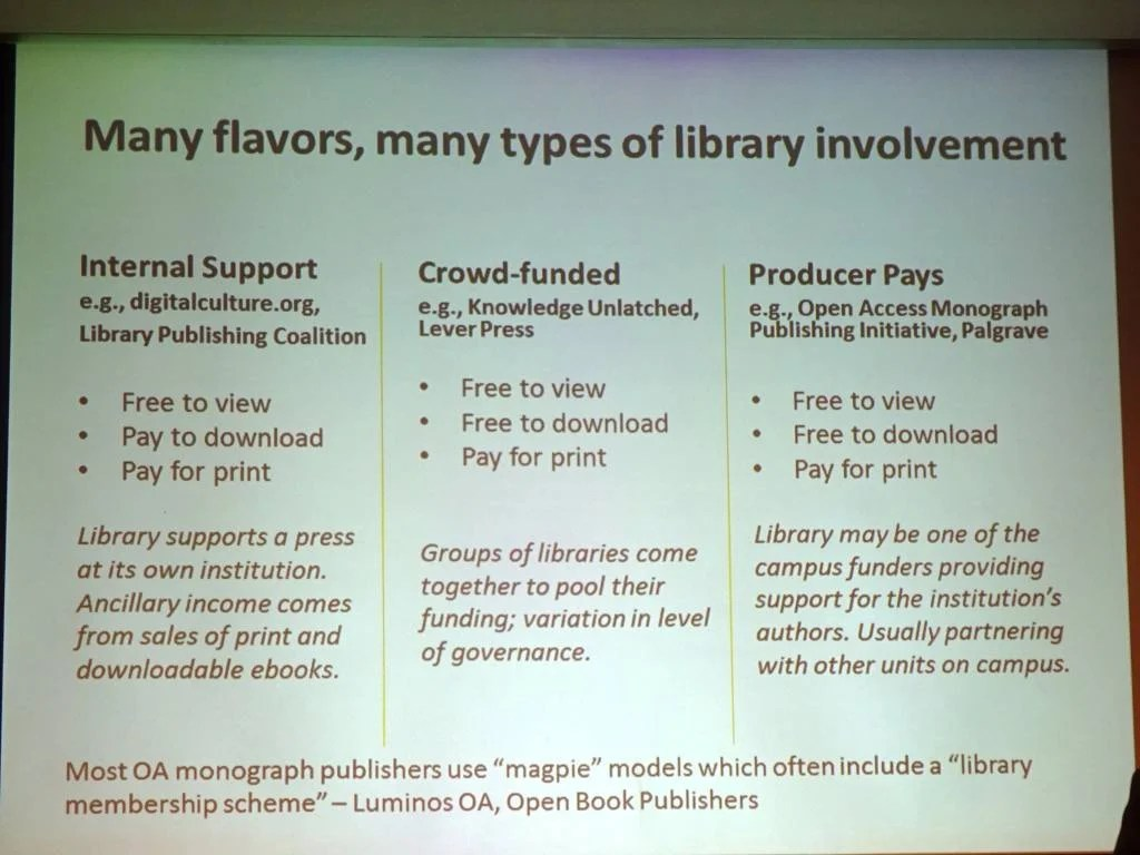 Publishers are not the enemy against the grain many types of oa fandeluxe Image collections