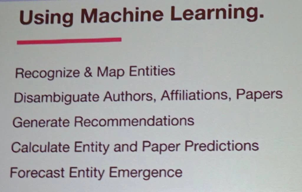 Using Machine Learning