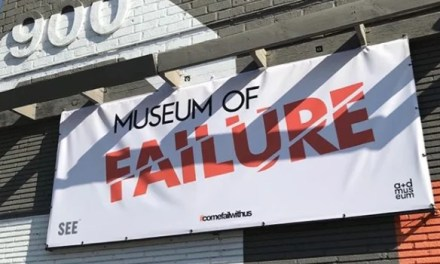 ATG Quirkies: The Museum of Failure: It's a Huge Success
