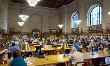 ATG Article of the Week: Libraries and Librarians Aren't About to Disappear