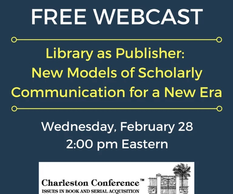 Don't Forget! Free Webcast Tomorrow!