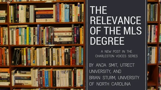 Charleston Voices: The Relevance of the MLS Degree