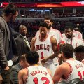 Derrick Rose will have to carry the Chicago Bulls to get out of the second round. Flickr/http://bit.ly/1OFXVFn/Jim Larrison