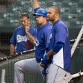 Adrian Gonzalez has been the best fantasy option so far this season. Flickr/ http://bit.ly/1OBMUEW/Keith Allison