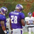 Adrian Peterson is still in a Vikings uniform so don't back away from them. Flickr/Kyle Engman/http://bit.ly/1K8qlDC