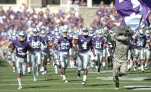 The Kansas State Wildcats will attempt to exceed expectations against this season. Flickr/http://bit.ly/1eKL8Bx