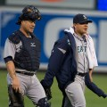 Erasmo Ramirez is the best option off the waiver wire for two starts this week. Flickr/Keith Allison/http://bit.ly/1IRIgzp