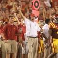 Iowa State faces an over/under of three wins this season. Flickr/http://bit.ly/1GDAvwH