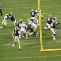 The Pittsburgh Panthers face an over/under of seven this season. Flickr/http://bit.ly/1JWIMrb