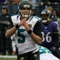 Quarterback Blake Bortles should be a game manager against this year. Flickr/http://bit.ly/1JdVVl7/Keith Allison