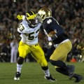 Notre Dame is one of the top week 3 college football favorites that will cover the spread. Flickr/http://bit.ly/1MjD6h3