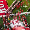 The Rutgers Scarlet Knights face an over/under of five wins. Flickr/http://bit.ly/1Pw24bq/Νick Perrone