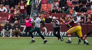 Sam Bradford finally woke up recently in fantasy football. Flickr/Keith Allison/http://bit.ly/1iXIgmj