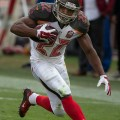 Doug Martin is a solid start among week 9 running backs. Flickr/http://bit.ly/1malGsQ/Keith Allison