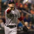 Boston Red Sox pitcher Clay Buchholz should offer several good starts in the near future. Flickr/Keith Allison