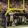 Fantasy football owners are hoping Jimmy Graham can to return to his days of the New Orleans Saints. Flickr