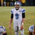 Matthew Stafford should get the sit in the week 11 start 'em, sit 'em guide for quarterbacks. Flickr