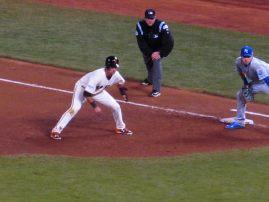 Joe Panik will be a contributor as a deep sleeper in the 2018 fantasy baseball season. Flickr
