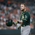 Jed Lowrie is a solid week 3 fantasy baseball waiver wire choice. Flickr/Keith Allison