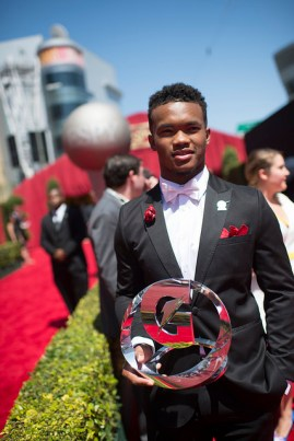 Kyler Murray has drawn some interest from oddsmakers. Flickr