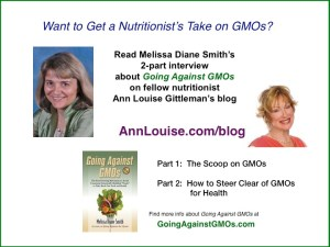Nutritionist's Take on GMOs