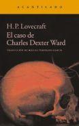 El caso de Charles Dexter Ward, de H. P. Lovecraft