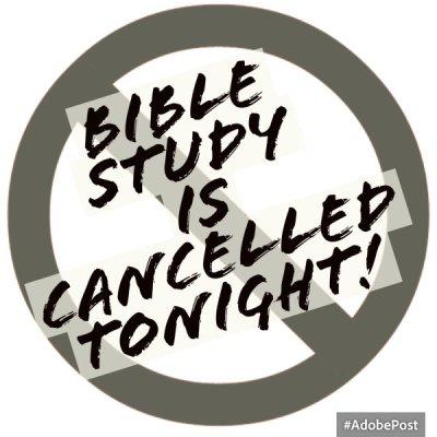 No filter bible study