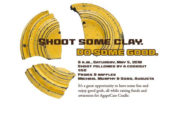 Shoot Some Clay. Do Some Good.