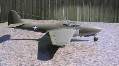 Bo Roberts' Hobbycraft 1/48 YP-59