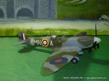 Spitfire IIa 003