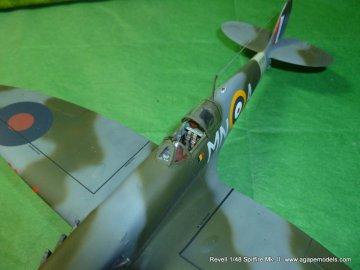 Spitfire IIa 009