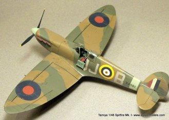Tamiya-1-48-Spitfire-MkI-2