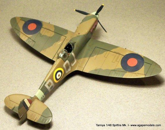 Tamiya-1-48-Spitfire-MkI-3