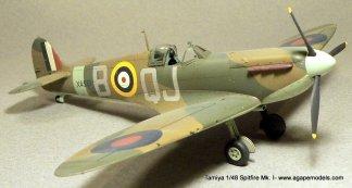 Tamiya-1-48-Spitfire-MkI-5