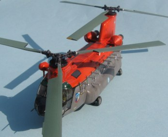 1 Ch-47 Chinook FAA H-93 front port