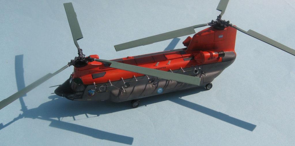 6 Ch-47 Chinook FAA H-93 upper port