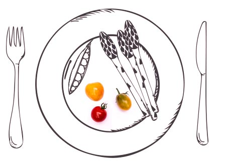 assiette-agapes