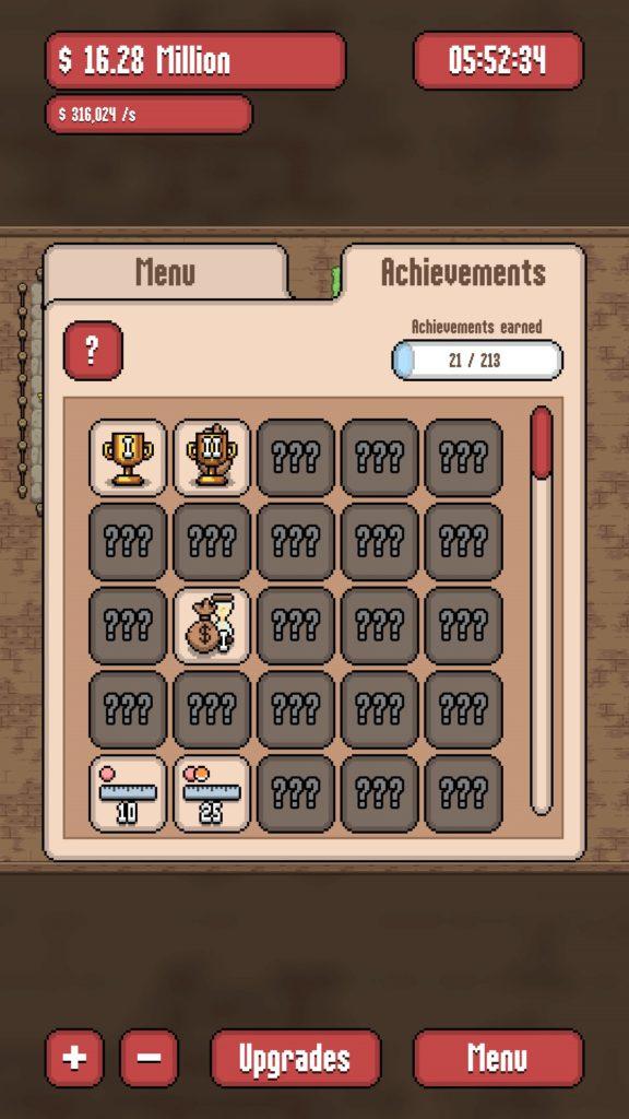 i got worms achievements