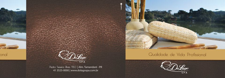 Folder – Do Lago Spa